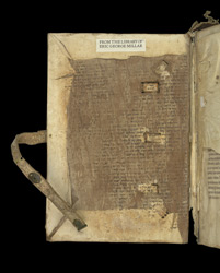 Reuse of a Jewish Legal Manuscript, In Augustine's 'The Harmony Of The Gospels'